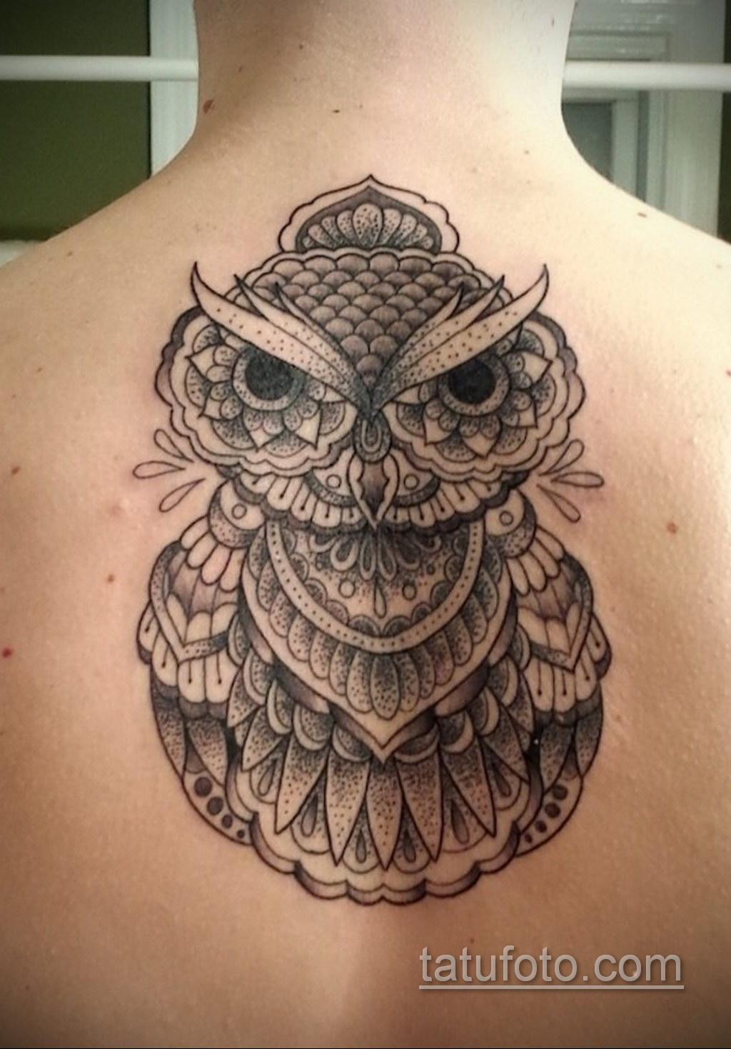 Фото рисунка тату мандала 22.11.2020 №480 -Mandala tattoo- tatufoto.com