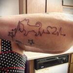 Пример Татуировки Чихуахуа 16.12.2020 №228 -Chihuahua Tattoo- tatufoto.com