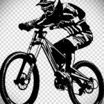 Пример рисунка татуировки про велосипед 15.12.2020 №229 -bike tattoo- tatufoto.com