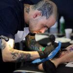 Боль при нанесении тату - tattoo pain - фото 26012021 9