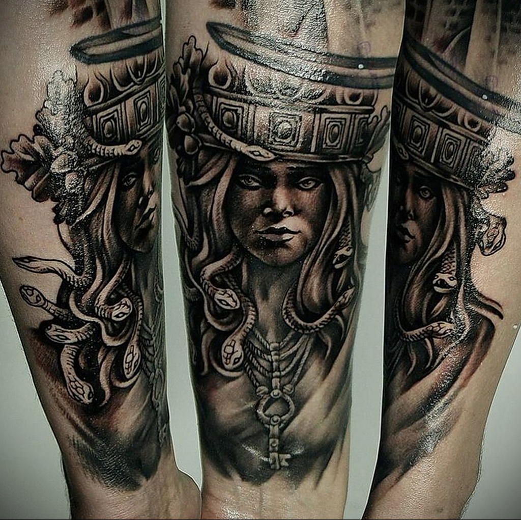 Пример качественного рисунка татуировки 02.01.2021 №355 -quality tattoo- tatufoto.com