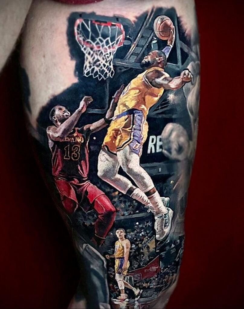 Пример качественного рисунка татуировки 02.01.2021 №362 -quality tattoo- tatufoto.com