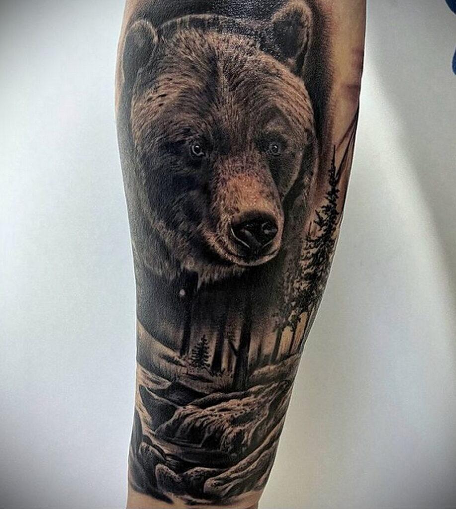 Пример качественного рисунка татуировки 02.01.2021 №365 -quality tattoo- tatufoto.com