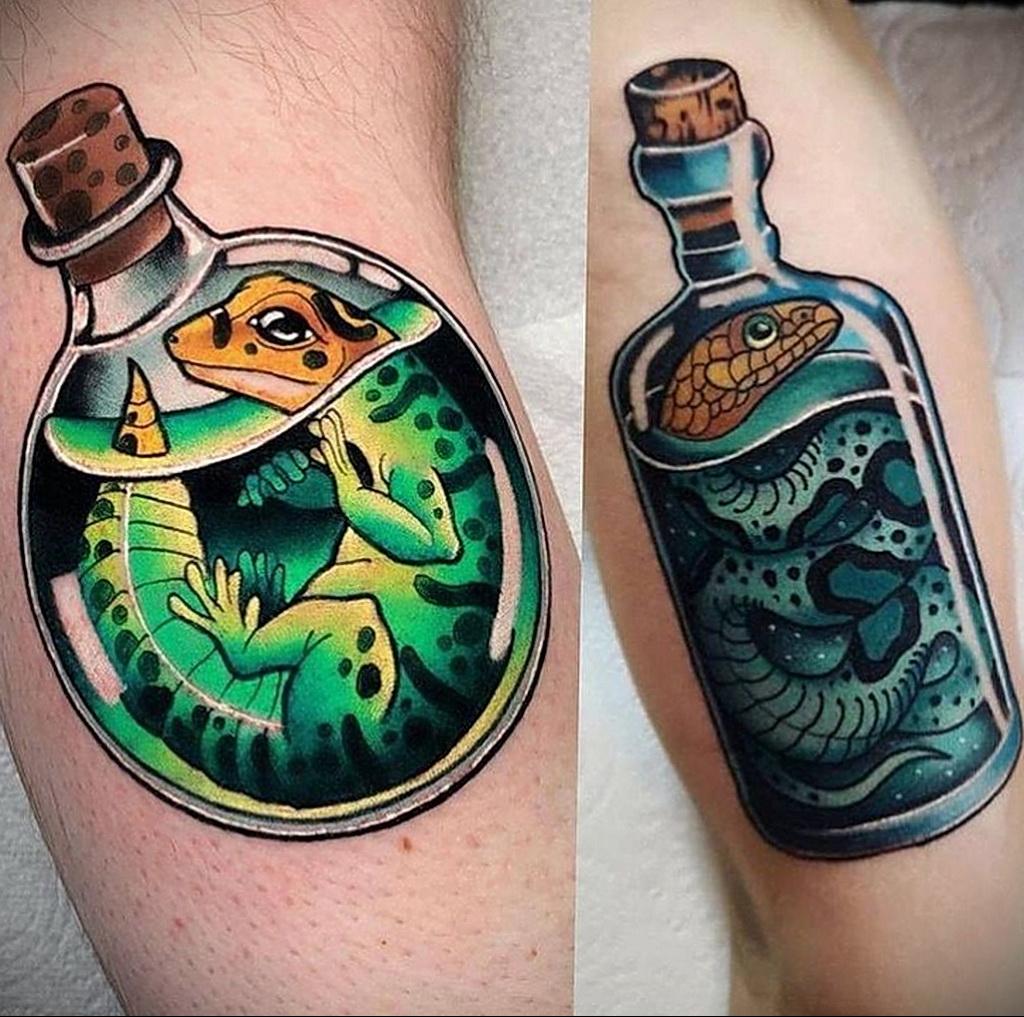 Пример качественного рисунка татуировки 02.01.2021 №368 -quality tattoo- tatufoto.com