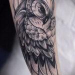 Пример качественного рисунка татуировки 02.01.2021 №375 -quality tattoo- tatufoto.com