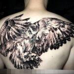 Пример качественного рисунка татуировки 02.01.2021 №388 -quality tattoo- tatufoto.com