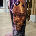 Пример качественного рисунка татуировки 02.01.2021 №389 -quality tattoo- tatufoto.com