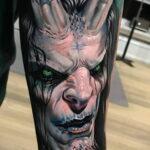 Пример качественного рисунка татуировки 02.01.2021 №391 -quality tattoo- tatufoto.com