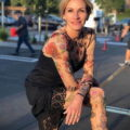 Тату Джулии Робертс про детей - Julia Roberts' tattoos about children 1