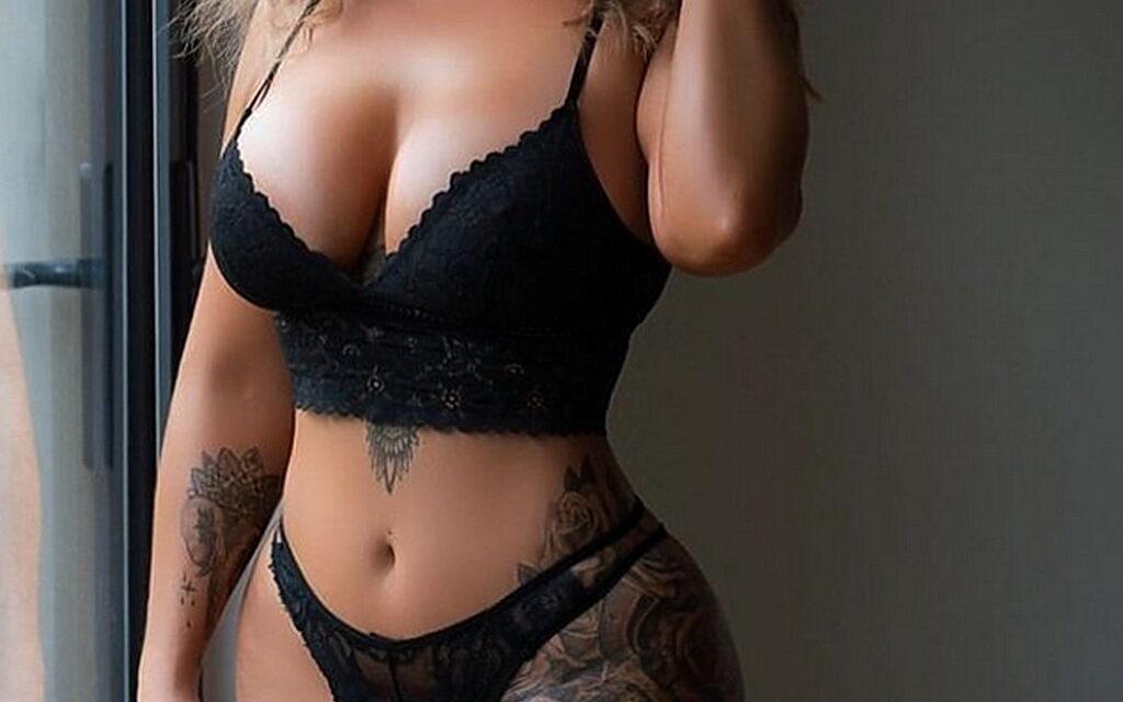 Девушка с татуировками (тату модель) — Ханна Джейн Хотчкисс (@hannahjanehotchkiss)