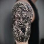 Фото интересного рисунка татуировки 08.01.2021 №12140 -interesting tattoo- tatufoto.com