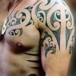 Фото интересного рисунка татуировки 08.01.2021 №12176 -interesting tattoo- tatufoto.com