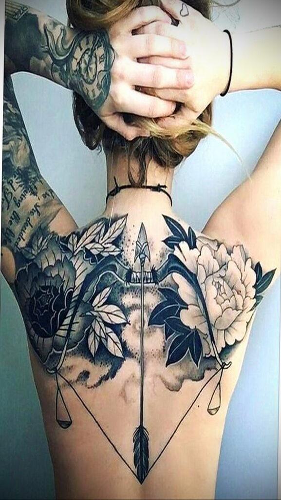 Фото интересного рисунка татуировки 08.01.2021 №1411 -interesting tattoo- tatufoto.com