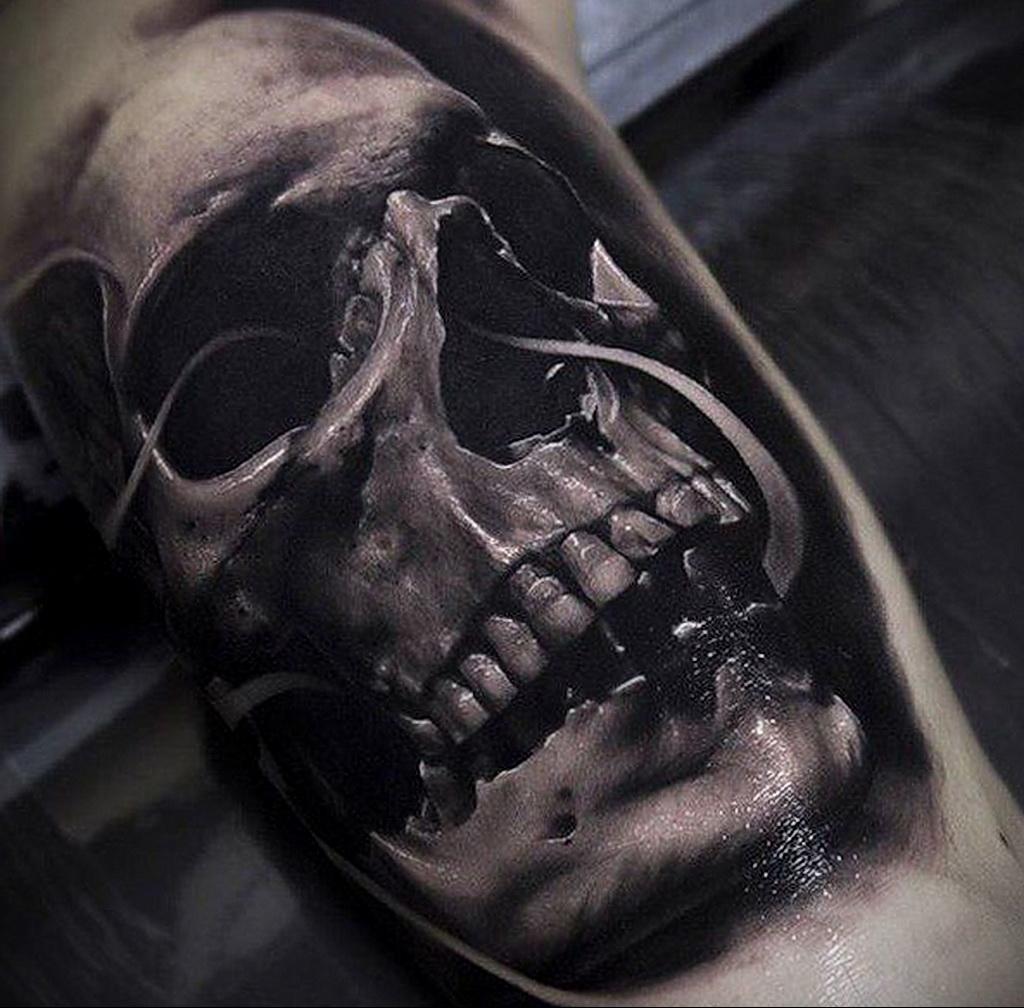 Фото интересного рисунка татуировки 08.01.2021 №1525 -interesting tattoo- tatufoto.com