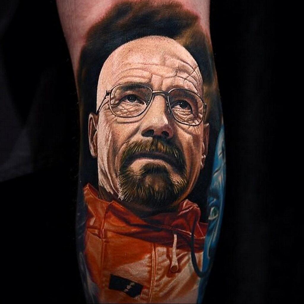 Фото интересного рисунка татуировки 08.01.2021 №1535 -interesting tattoo- tatufoto.com