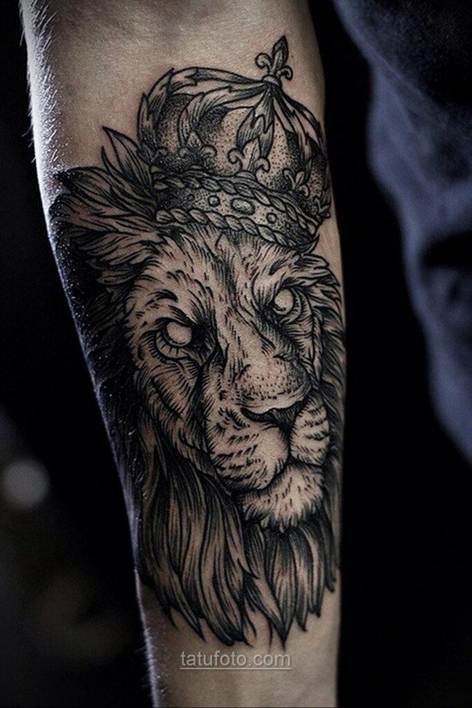 Фото мужского рисунка тату 09.01.2021 №10043 -male tattoo- tatufoto.com