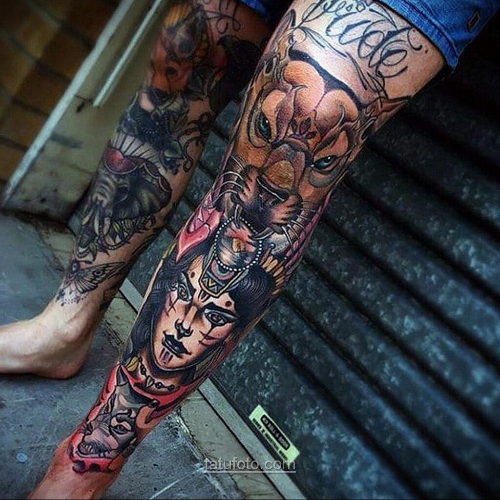 Фото мужского рисунка тату 09.01.2021 №10159 -male tattoo- tatufoto.com