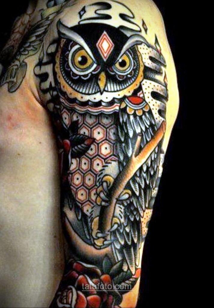 Фото мужского рисунка тату 09.01.2021 №10222 -male tattoo- tatufoto.com