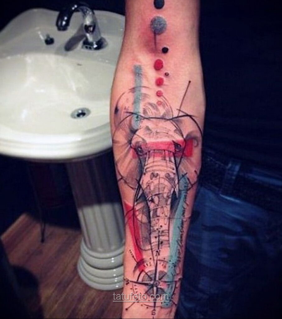 Фото мужского рисунка тату 09.01.2021 №10265 -male tattoo- tatufoto.com