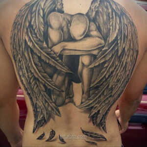 Фото мужского рисунка тату 09.01.2021 №10353 -male tattoo- tatufoto.com