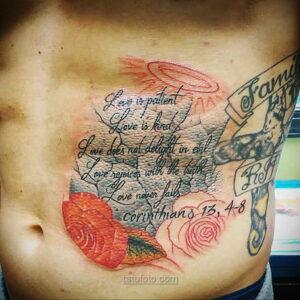 Фото мужского рисунка тату 09.01.2021 №10354 -male tattoo- tatufoto.com