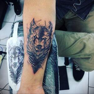 Фото мужского рисунка тату 09.01.2021 №10381 -male tattoo- tatufoto.com