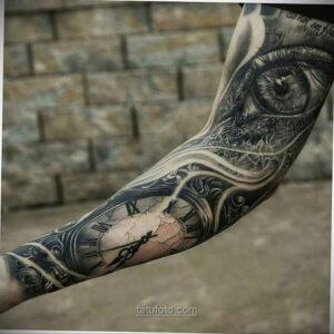 Фото мужского рисунка тату 09.01.2021 №10387 -male tattoo- tatufoto.com
