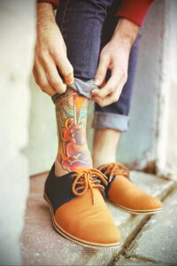 Фото мужского рисунка тату 09.01.2021 №10422 -male tattoo- tatufoto.com
