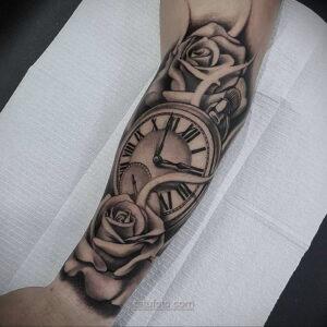 Фото мужского рисунка тату 09.01.2021 №10435 -male tattoo- tatufoto.com