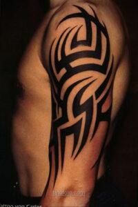Фото мужского рисунка тату 09.01.2021 №10436 -male tattoo- tatufoto.com