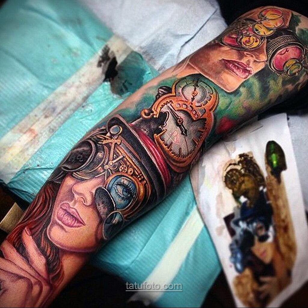 Фото мужского рисунка тату 09.01.2021 №10468 -male tattoo- tatufoto.com