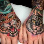 Фото мужского рисунка тату 09.01.2021 №10529 -male tattoo- tatufoto.com