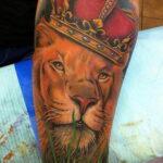 Фото мужского рисунка тату 09.01.2021 №10583 -male tattoo- tatufoto.com