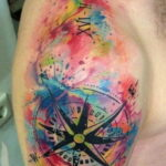 Фото мужского рисунка тату 09.01.2021 №10600 -male tattoo- tatufoto.com
