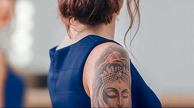 Уход за татуировкой в первые дни