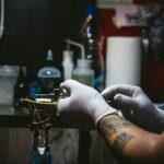 Фото правильный уход за тату 26.01.2021 №0011 - proper tattoo care - tatufoto.com