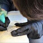 Фото правильный уход за тату 26.01.2021 №0015 - proper tattoo care - tatufoto.com
