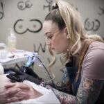 Фото правильный уход за тату 26.01.2021 №0016 - proper tattoo care - tatufoto.com