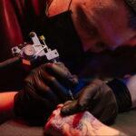 Фото правильный уход за тату 26.01.2021 №0017 - proper tattoo care - tatufoto.com