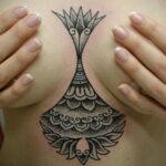 Фото пример рисунка тату для девушки 24.01.2021 №0291 - tattoo for girl - tatufoto.com
