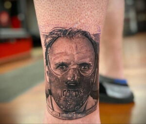 Фото страшного рисунка тату 10.01.2021 №10012 -scary tattoo- tatufoto.com