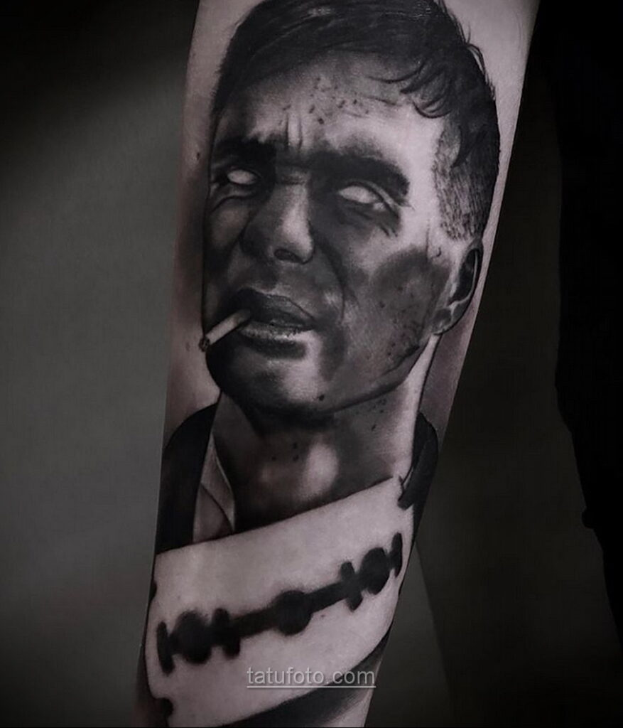 Фото страшного рисунка тату 10.01.2021 №10048 -scary tattoo- tatufoto.com