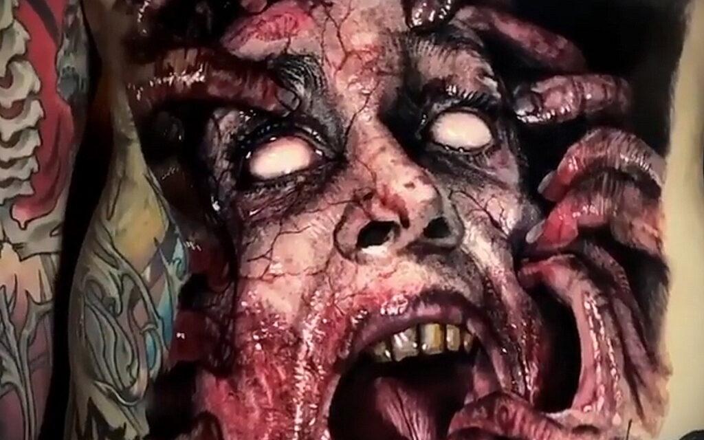 Страшные татуировки в Страшный День – 11 января