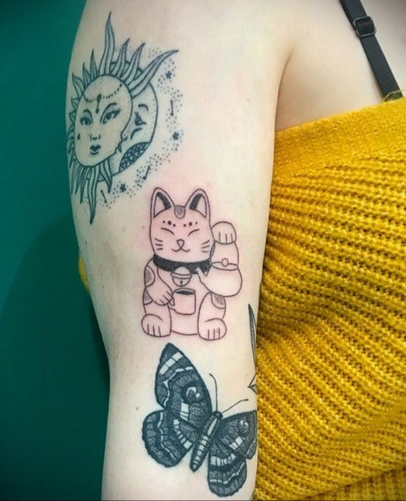 Фото тату чайник 06.01.2021 №412 -tattoo teapot- tatufoto.com