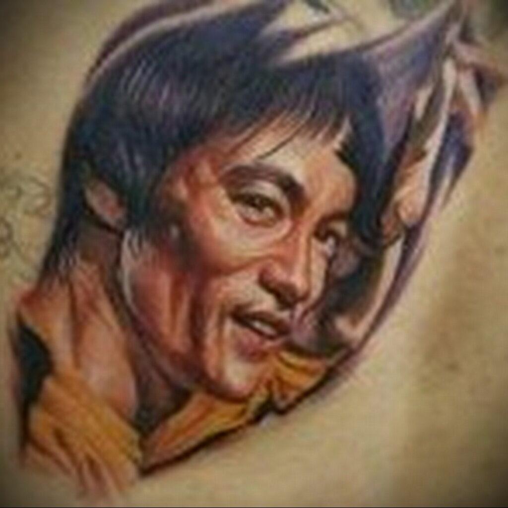 Цветная тату в стиле реализм 02.01.2021 №196 -color realism tattoo- tatufoto.com