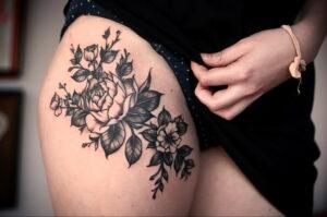 Как быстро заживает татуировка - этапы - уход - советы - факты - фото - tatufoto.com 13