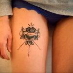 Как быстро заживает татуировка - этапы - уход - советы - факты - фото - tatufoto.com 16