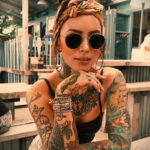 Как быстро заживает татуировка?