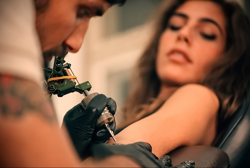 Как быстро заживает татуировка - этапы - уход - советы - факты - фото - tatufoto.com 5