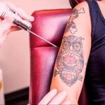 Как вывести татуировку в салоне и дома - tatufoto.com 10022021 фото - 12